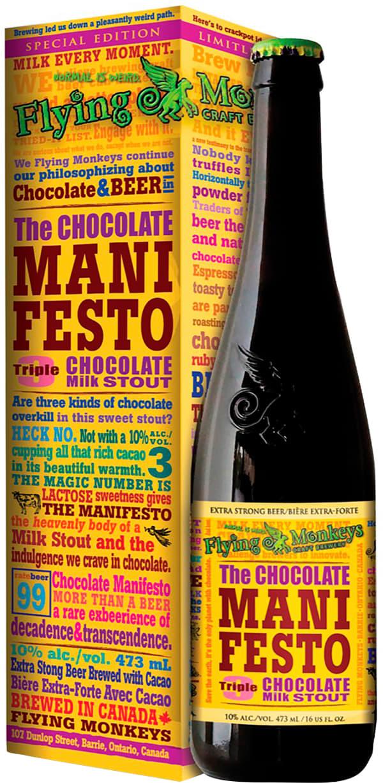Flying Monkeys The Chocolate Manifesto