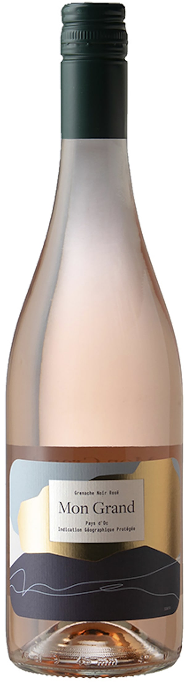 Mon Grand rosé 2018