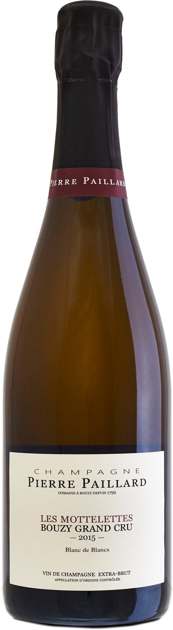 Pierre Paillard Les Mottelettes Grand Cru Blanc de Blancs Champagne Extra Brut 2014