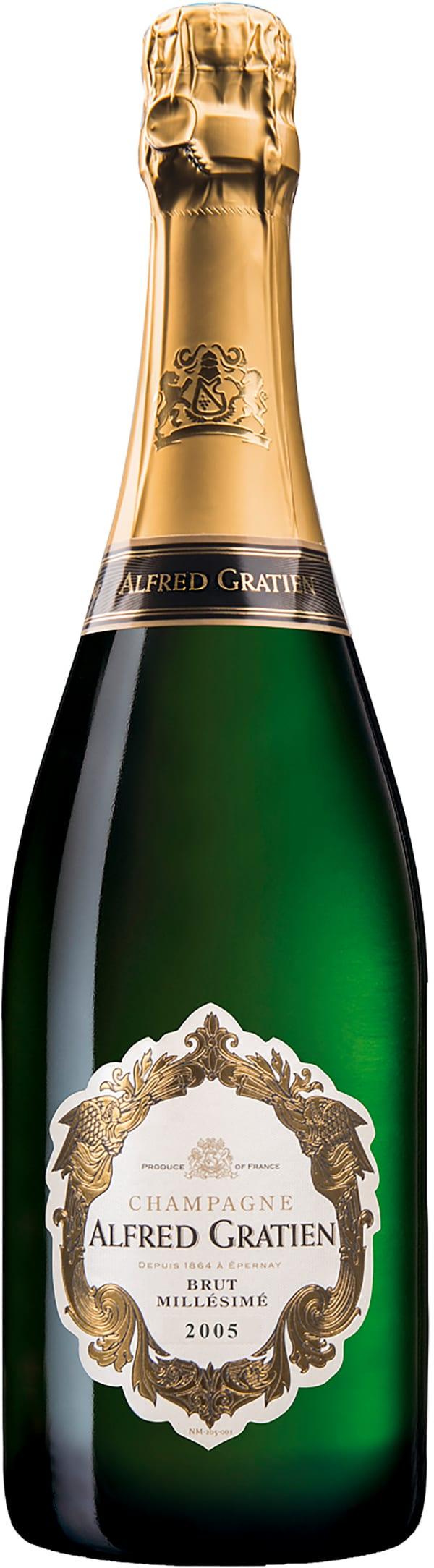 Alfred Gratien Millésimé Champagne Brut 2005