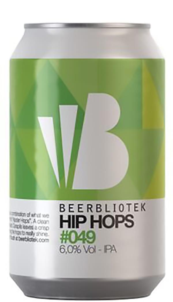 Beerbliotek Hip hops burk