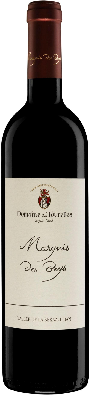 Domaine des Tourelles Marquis des Beyes Red 2016