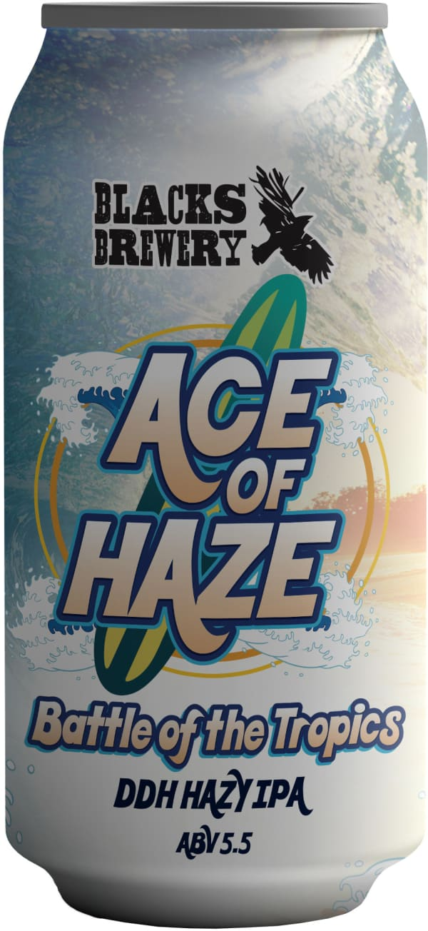 Blacks Ace of Haze Battle of the Tropics DDH Hazy IPA burk