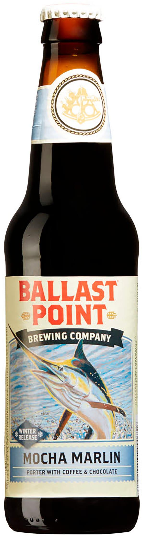 Ballast Point Mocha Marlin Winter Release