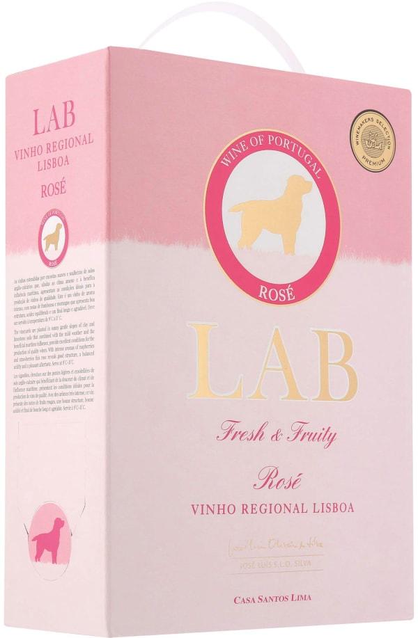 LAB Rose 2020 lådvin