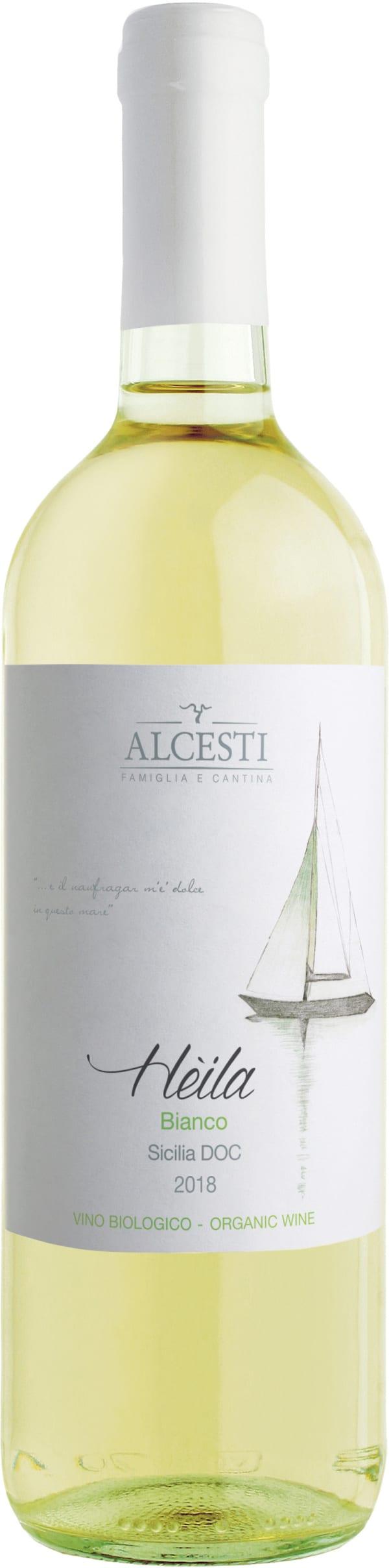 Alcesti Heila Bianco 2019
