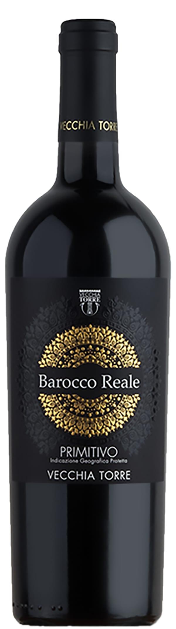 Barocco Reale Primitivo 2012