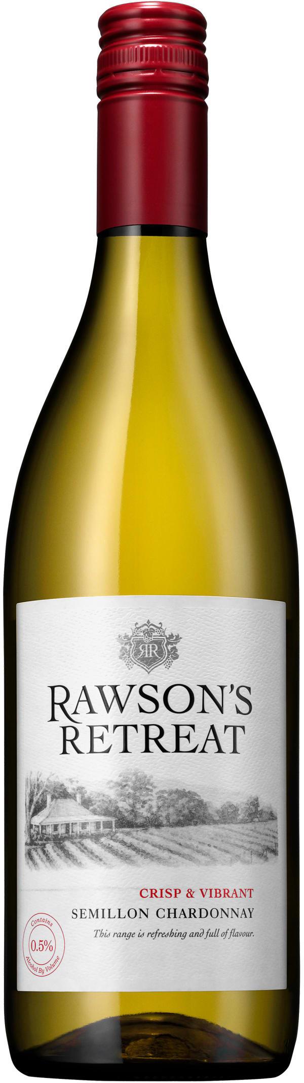 Rawson's Retreat Alcohol Free Semillon Chardonnay