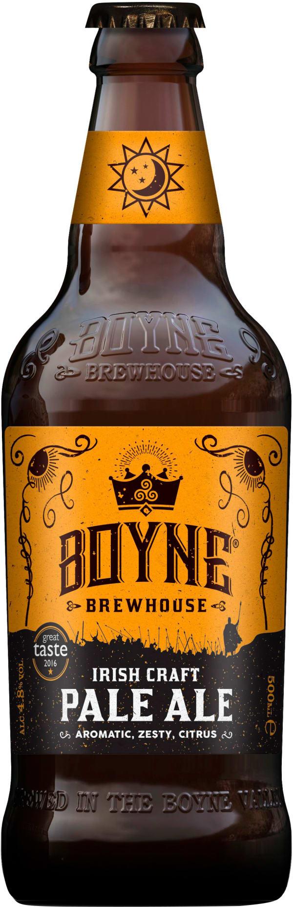 Boyne Irish Craft Pale Ale