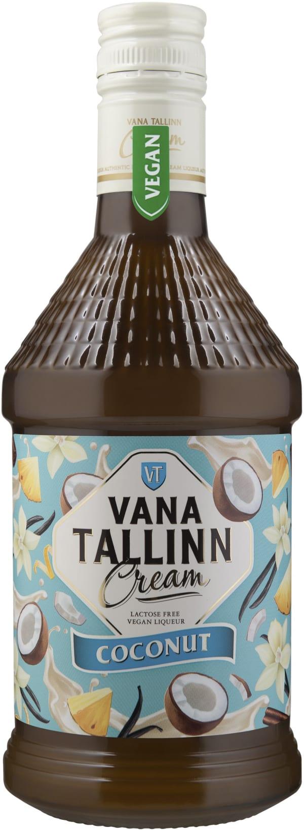 Vana Tallinn Coconut Cream