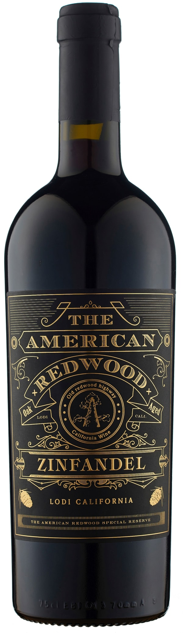 The American Redwood Zinfandel 2017