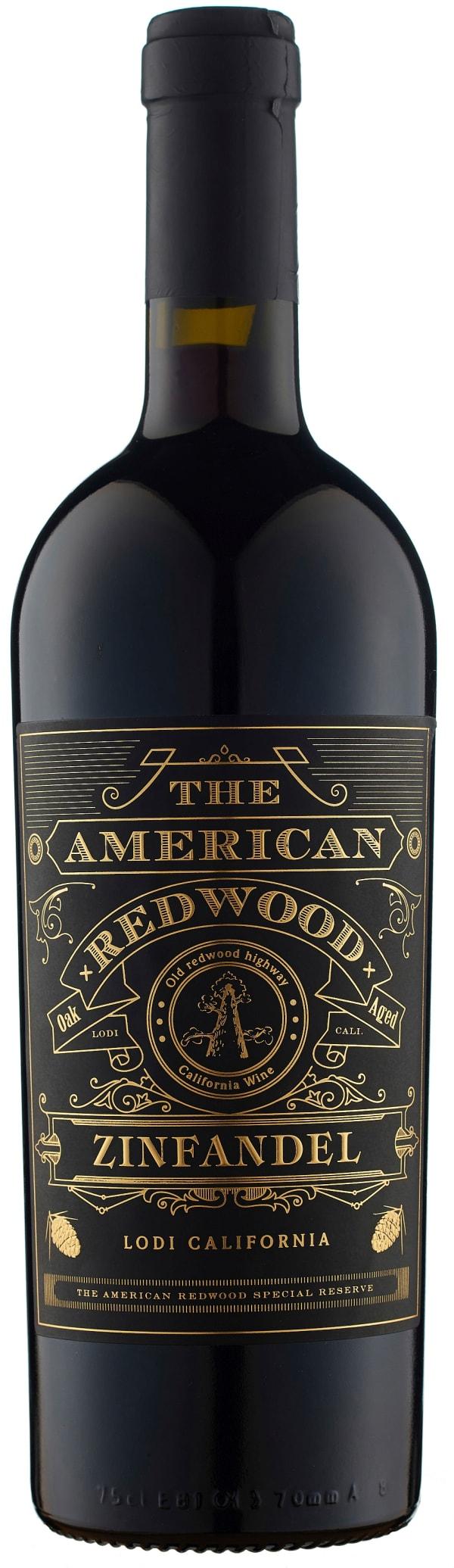 The American Redwood Zinfandel 2018
