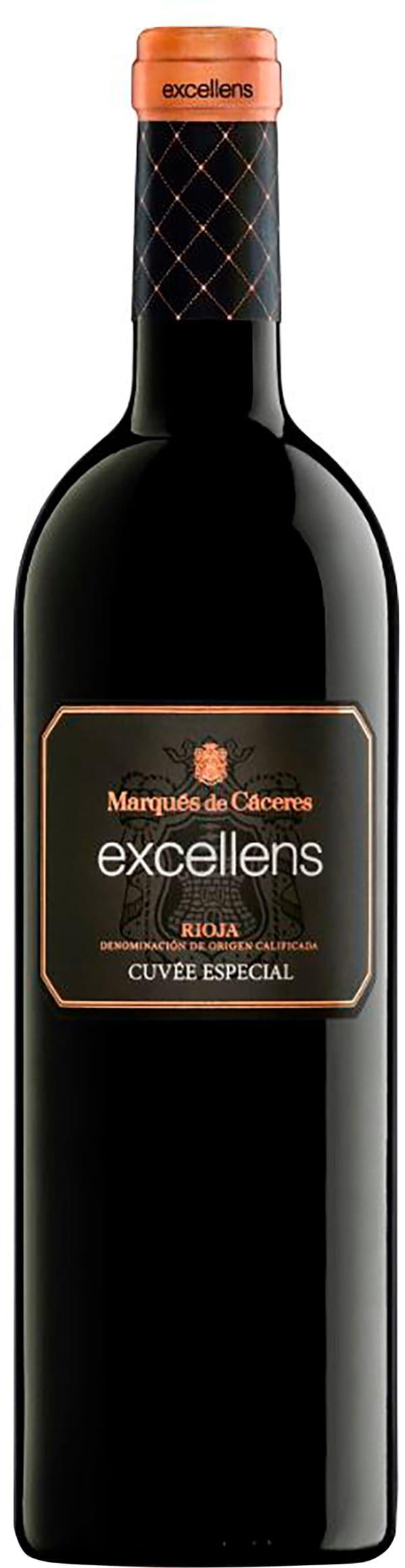 Marqués de Cáceres Excellens Cuvée 2014