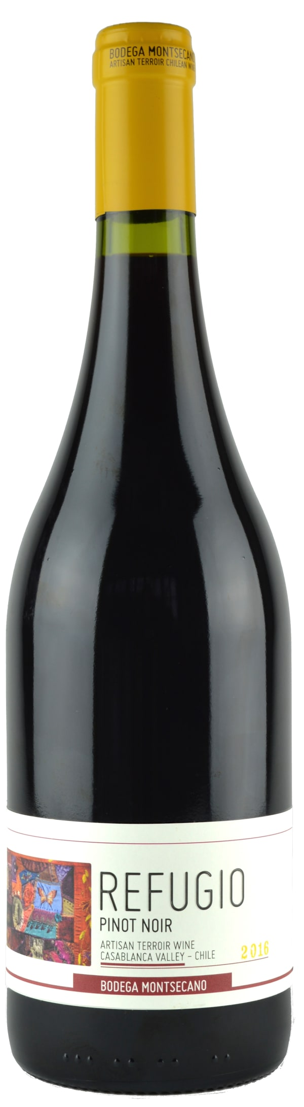 Montsecano Refugio Pinot Noir 2016