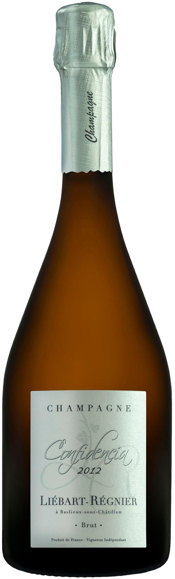 Liébart-Régnier Confidencia Champagne Brut 2012