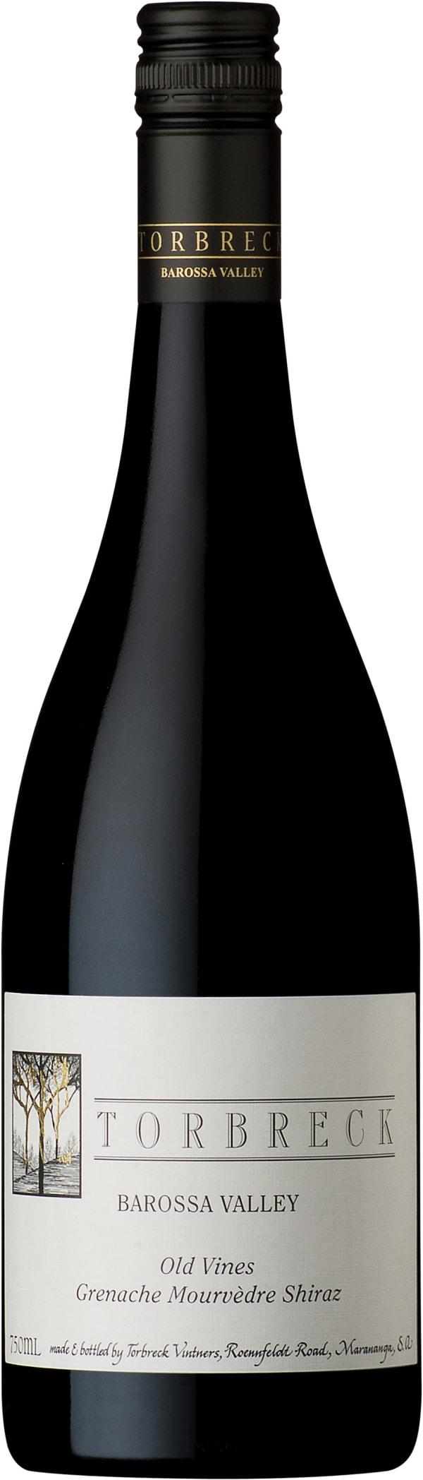 Torbreck Old Vines GSM 2014
