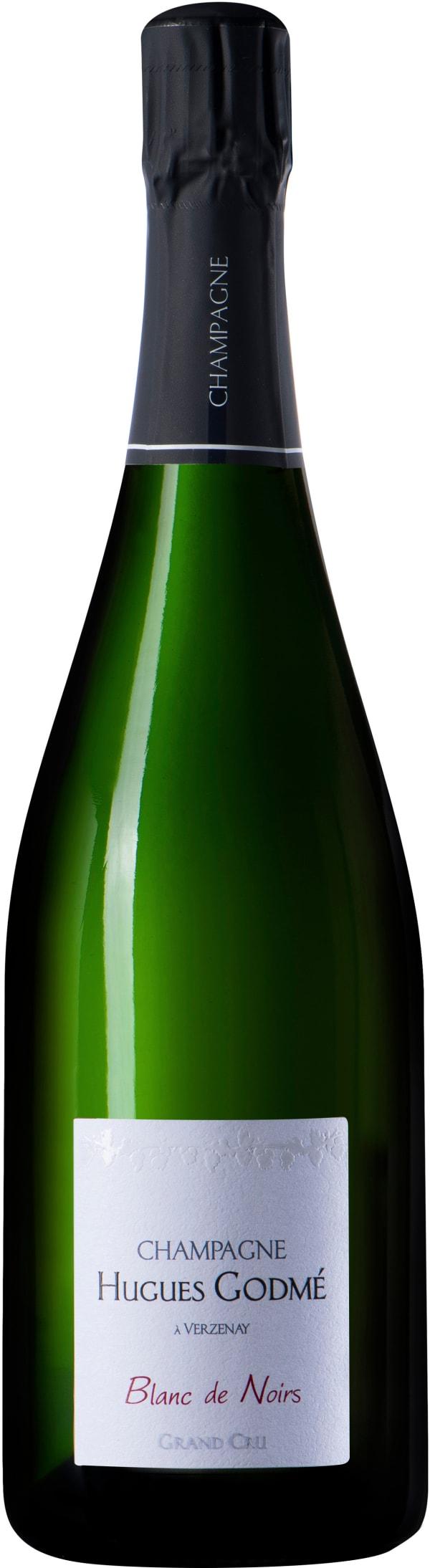 Hugues Godme Blanc de Noirs Grand Cru Champagne Extra Brut
