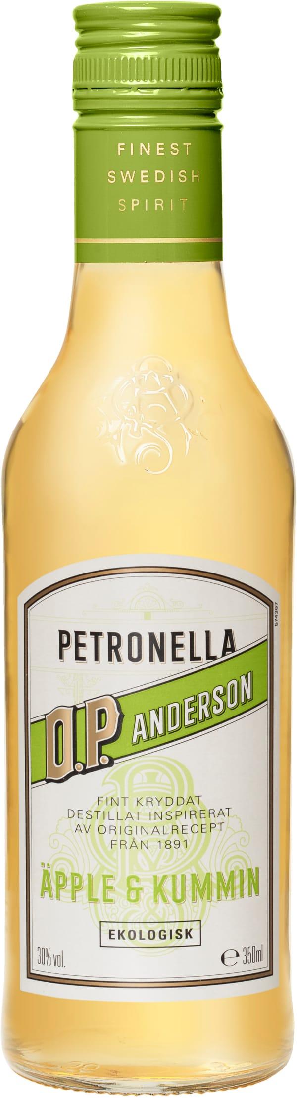O.P. Anderson Petronella