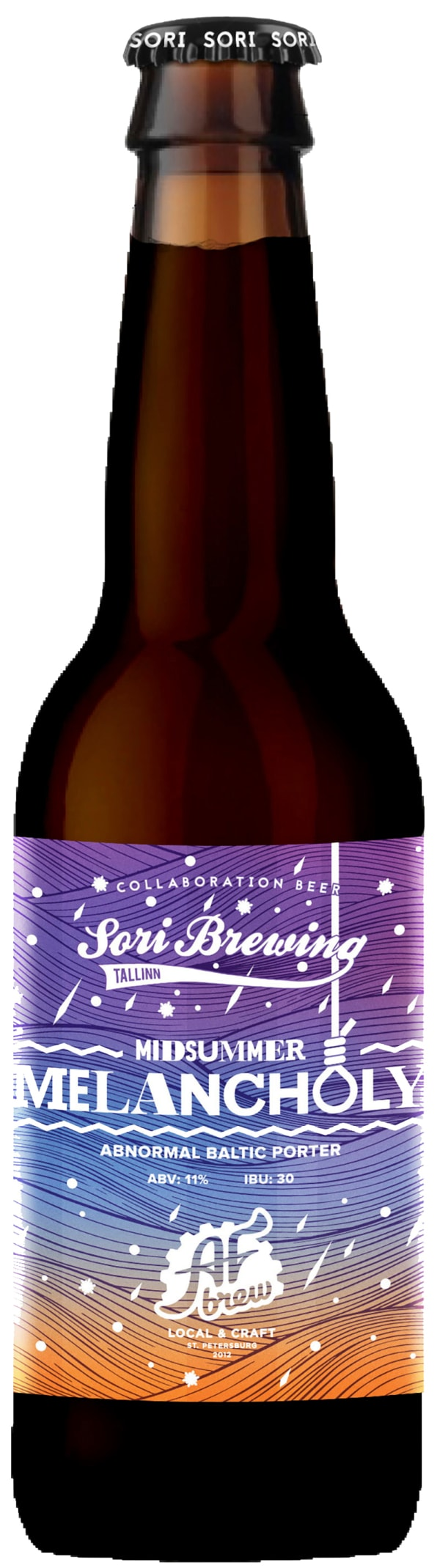 Sori Brewing Midsummer Melancholy