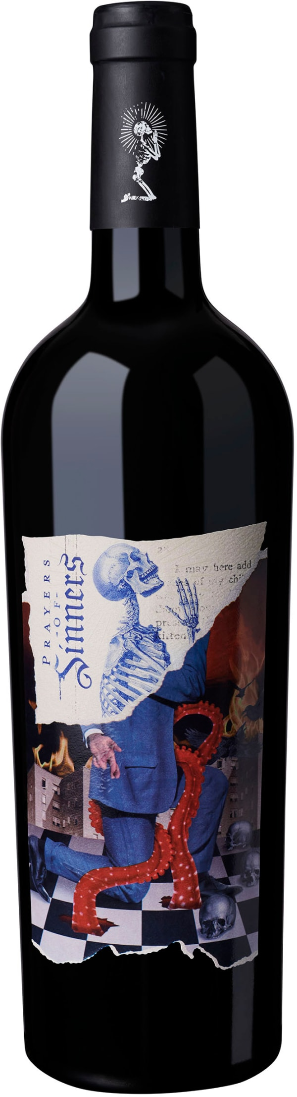 Ste Michelle Prayers of Sinners Red Blend 2017