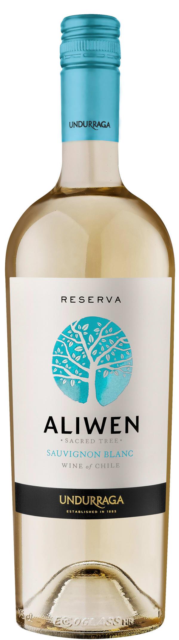 Aliwen Reserva Sauvignon Blanc 2015