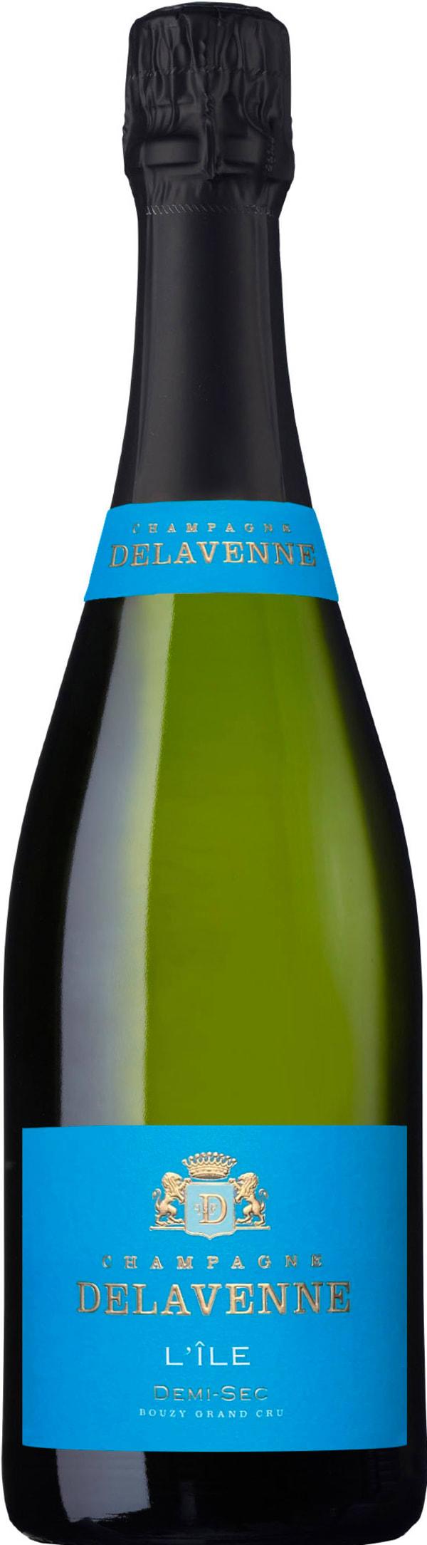 Delavenne Grand Cru Champagne Demi-Sec