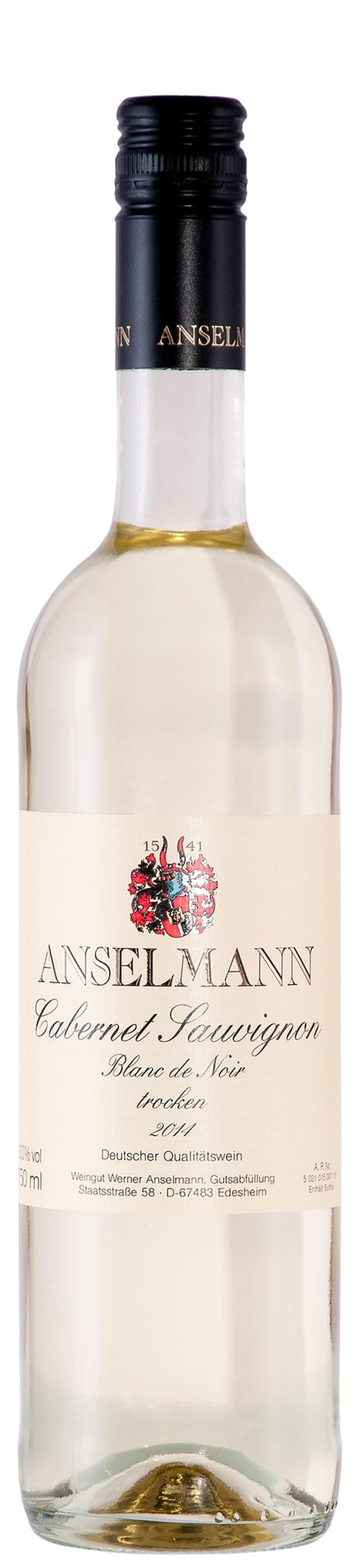 Anselmann Cabernet Sauvignon Blanc de Noir 2017