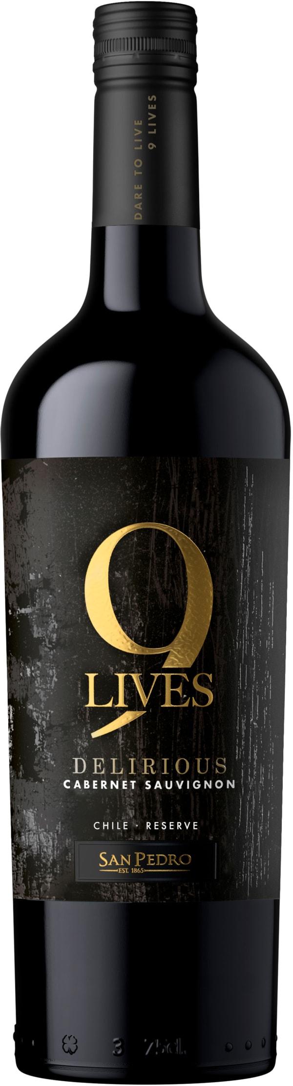 9 Lives Reserve Cabernet Sauvignon 2020