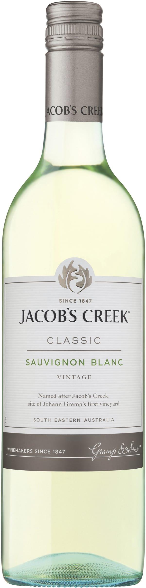 Jacob´s Creek Classic Sauvignon Blanc 2018