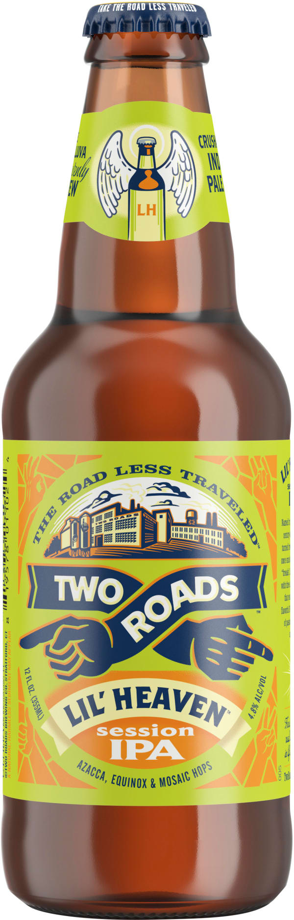 Two Roads Lil haven Session IPA