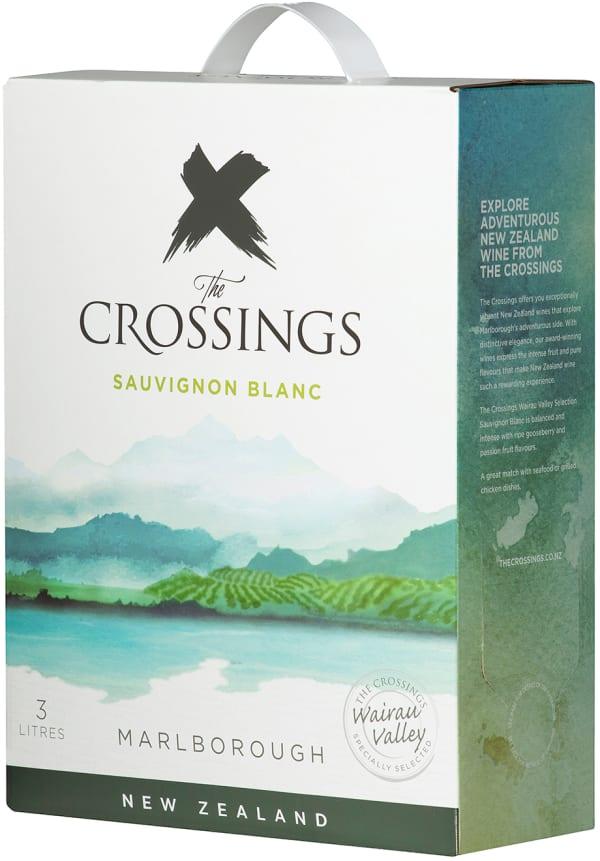 The Crossings Sauvignon Blanc 2017 hanapakkaus