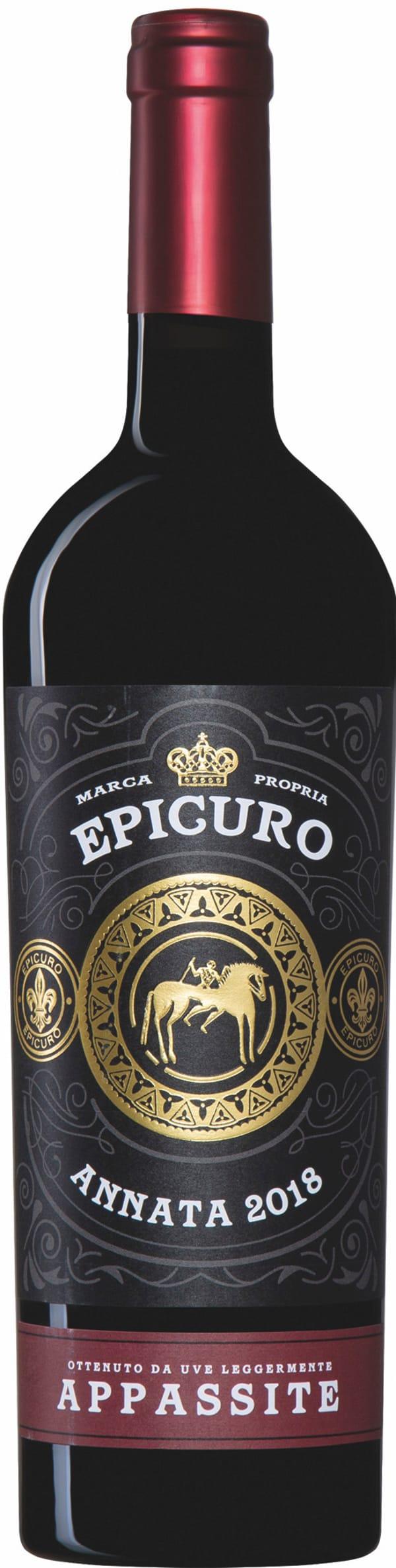 Epicuro Appassite 2018