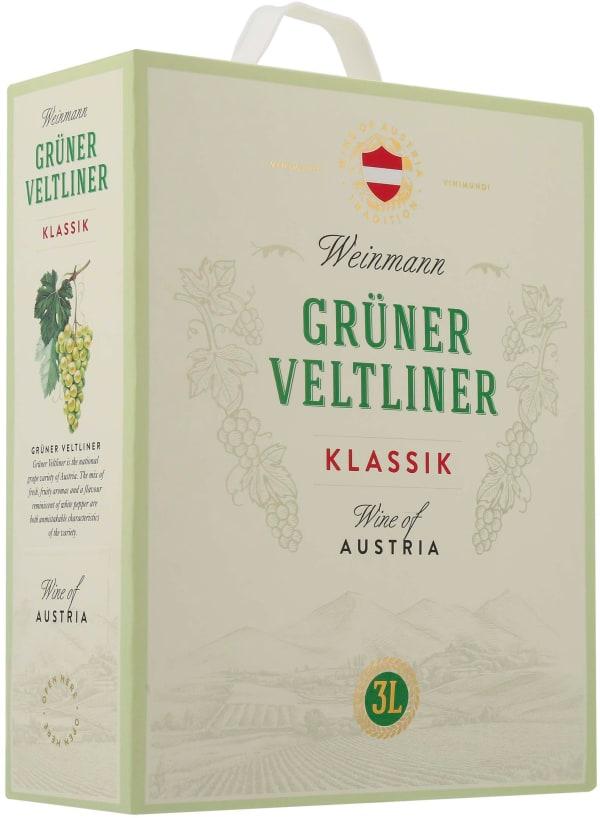 Weinmann Klassik Gruner Veltliner 2020 lådvin