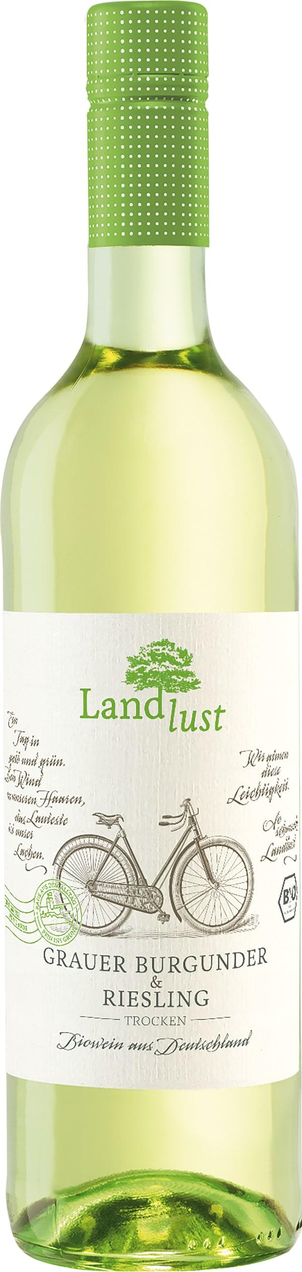 Landlust Bio Grauer Burgunder & Riesling Trocken 2019