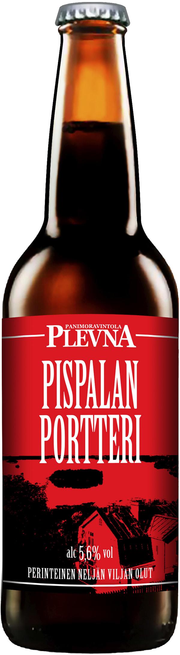 Plevna Pispalan Portteri