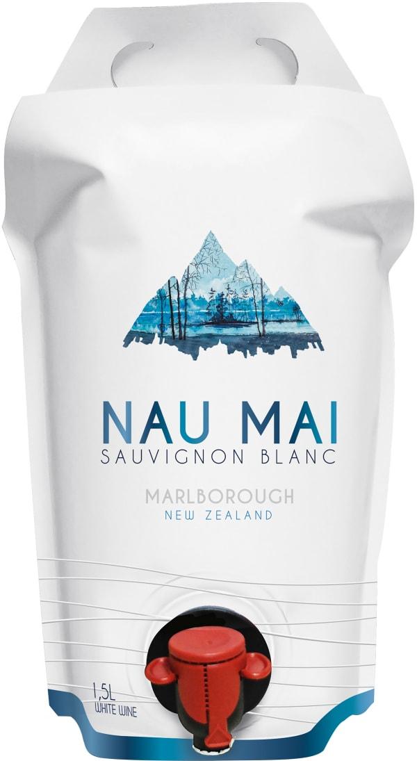 Nau Mai Sauvignon Blanc 2019 wine pouch