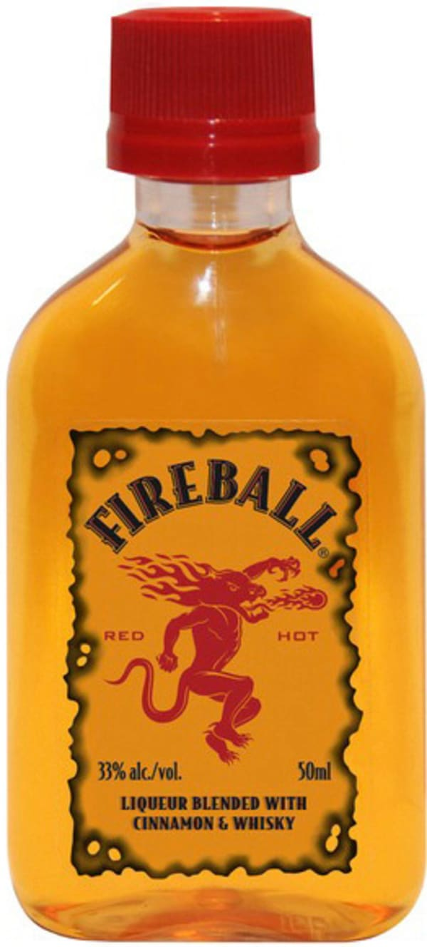 Fireball plastflaska