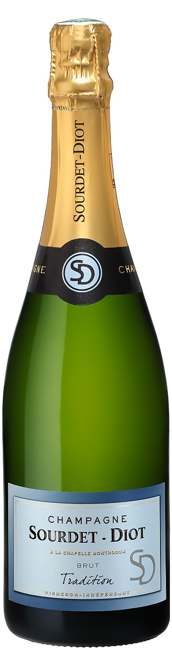 Sourdet - Diot Champagne Brut