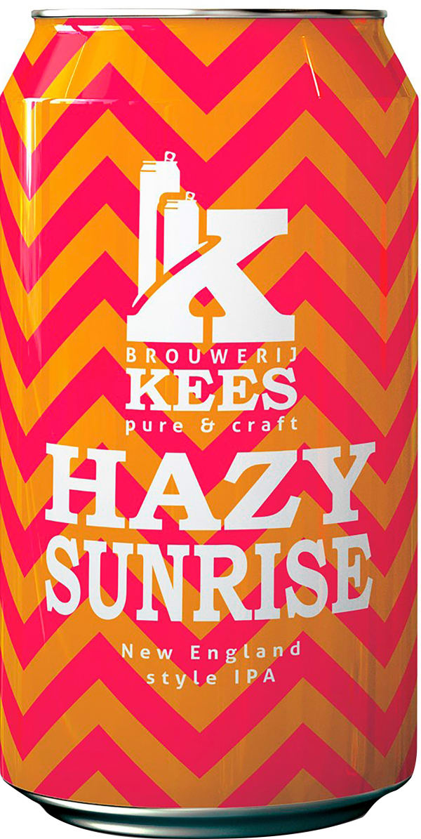 Kees Hazy Sunrise NEIPA can