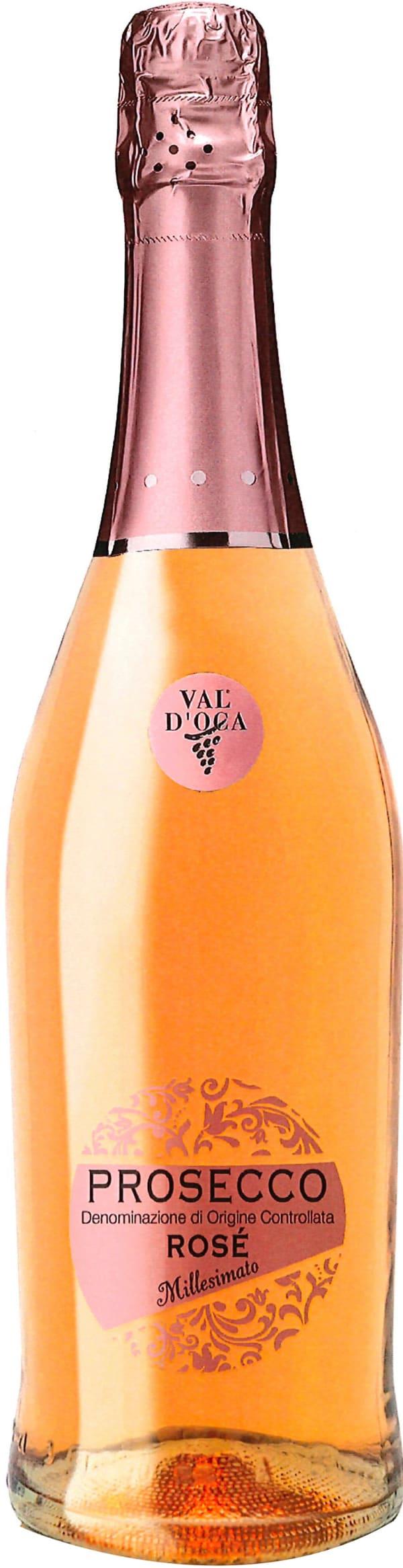 Val d'Oca Prosecco Rosé Extra Dry 2019