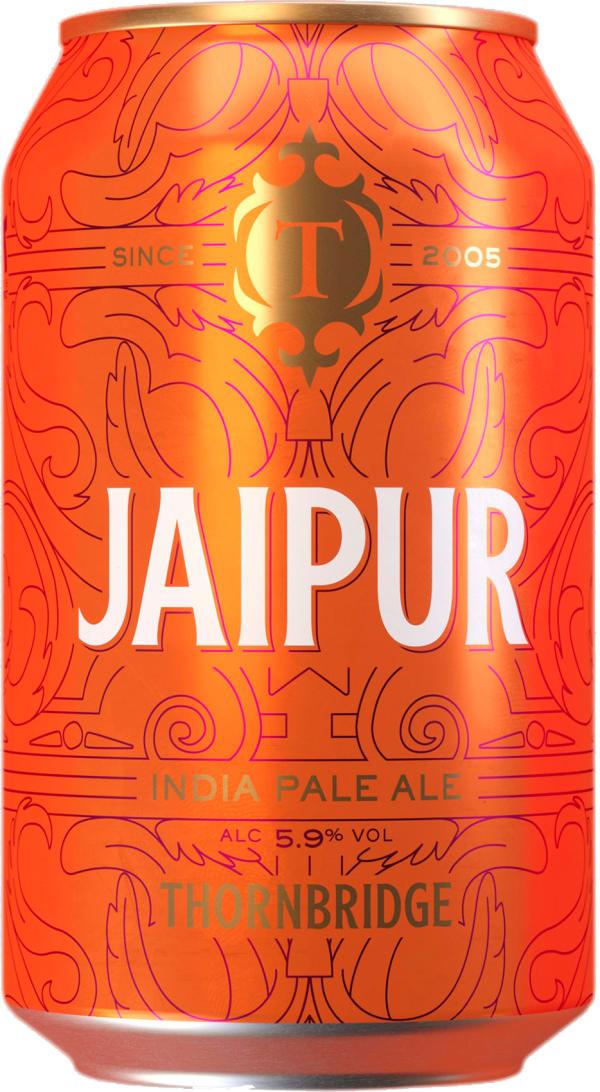 Thornbridge Jaipur IPA burk