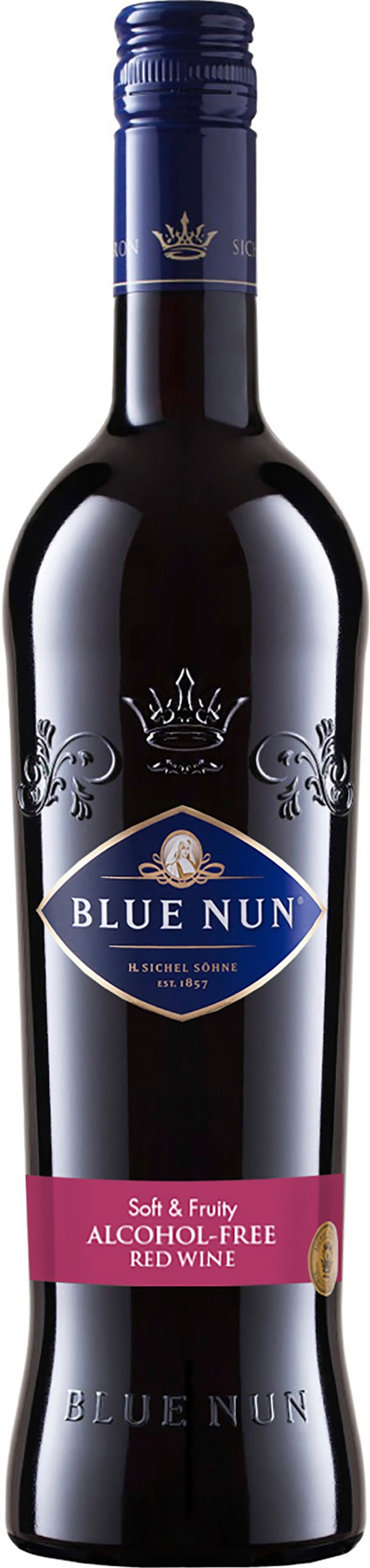 Blue Nun Red Alcohol Free