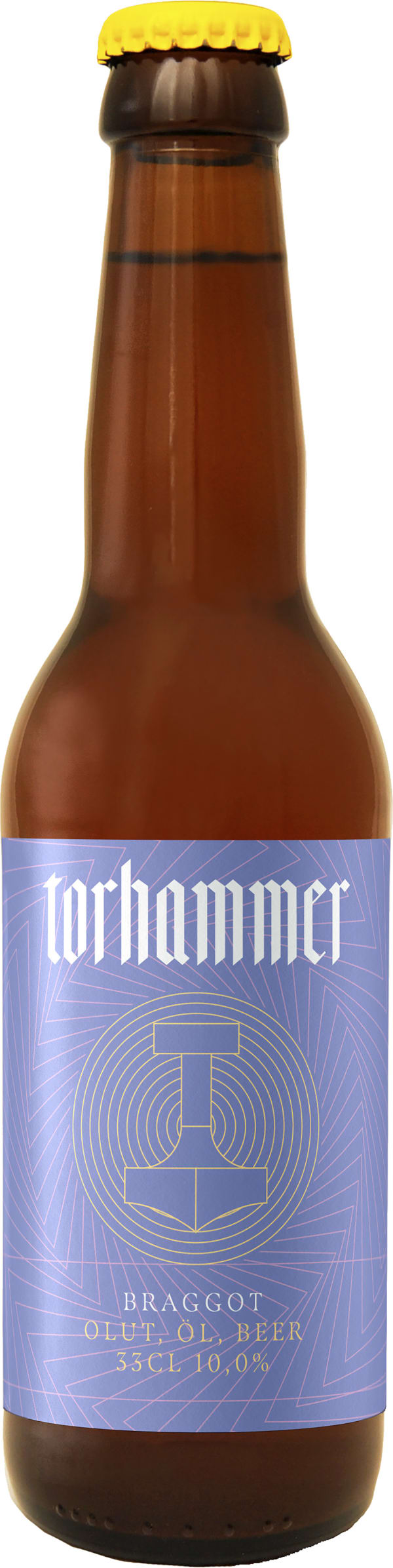 Mallaskuun Torhammer Blackcurrant Braggot