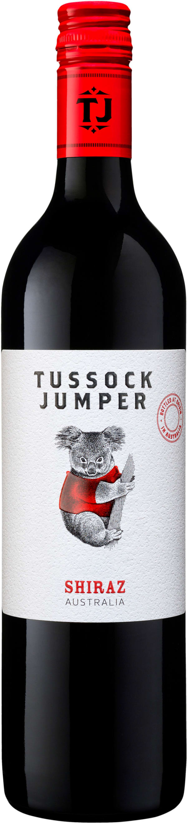 Tussock Jumper Shiraz 2017