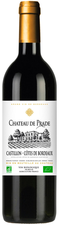 Château de Prade 2015