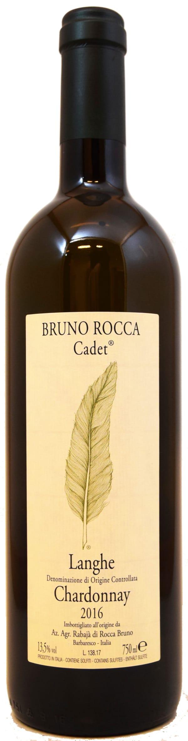 Bruno Rocca Cadet Chardonnay 2016