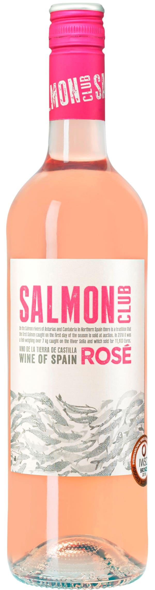 Salmon Club Rosé 2017