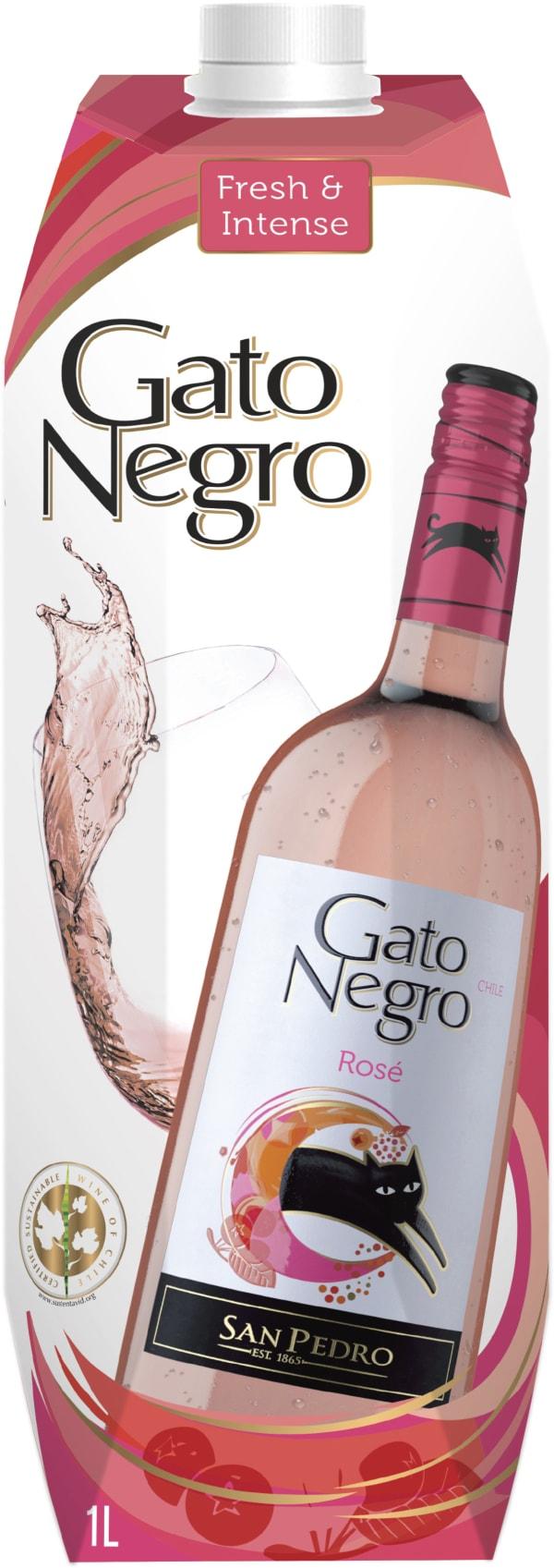 Gato Negro Rosé 2019 kartongförpackning