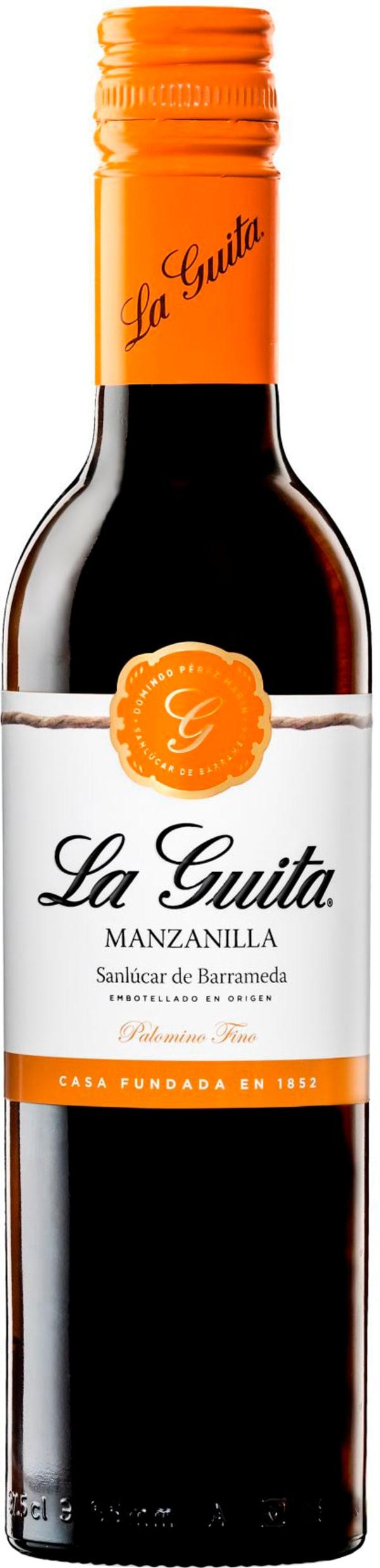 La Guita Manzanilla Sherry