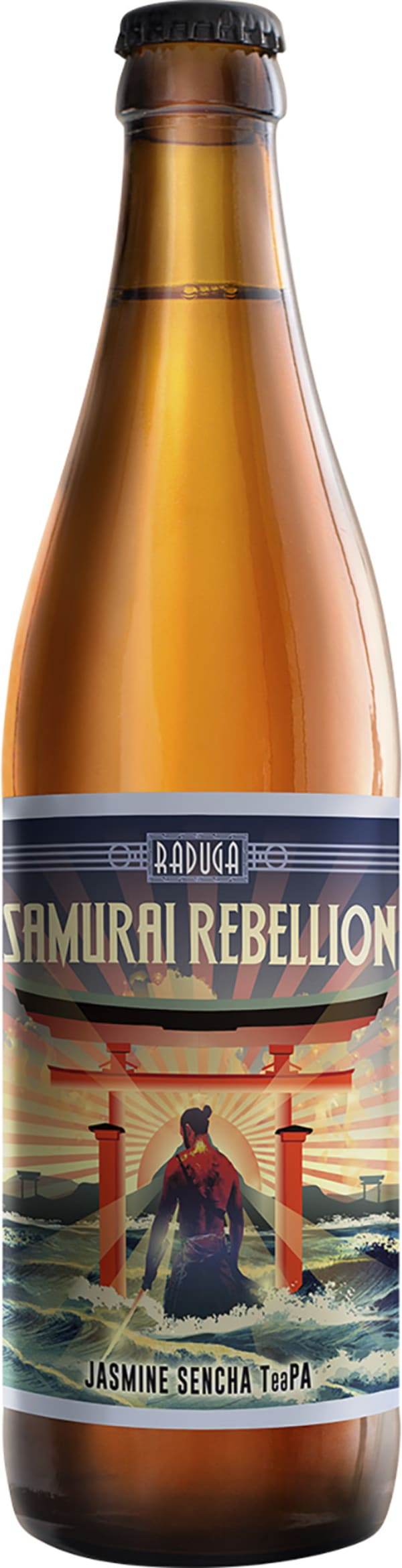 Raduga Samurai Rebellion